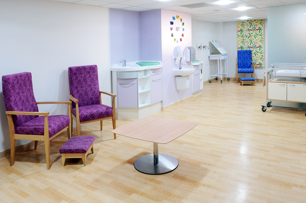 Portland Hospital Private Maternity and Gynaecology unit